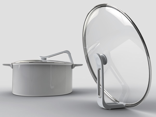 Smart Handle – Cooking Pot Handle by Chang Chun Yuan, Liu Han Tsai & Chuang Chun Chun