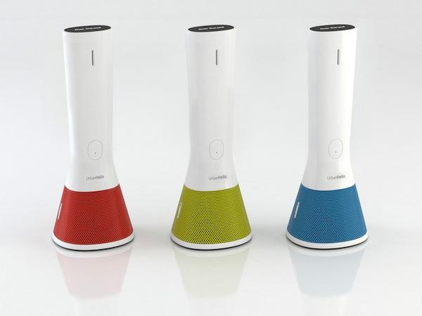 Bizarre Yet Genius Home Phone   Yanko Design