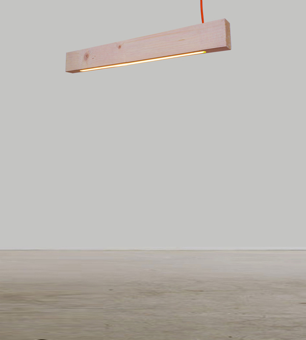 2x4 Lamp by Alexandra Burr