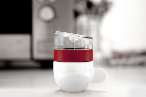 Piamo Espresso Maker by LUNAR