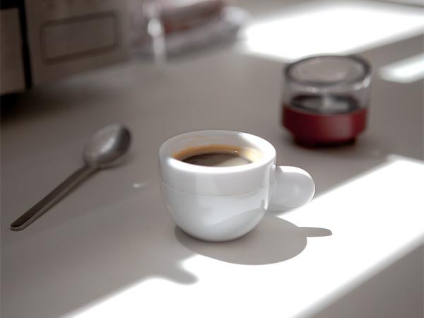 Home Made Espresso Cup