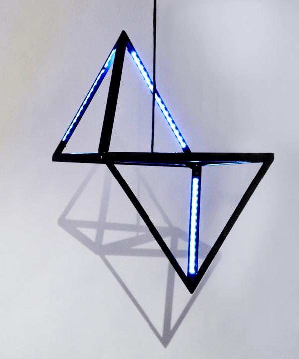 Schwarzlicht - Lamp by Markus Schwarz
