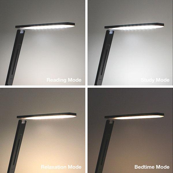 the perfect led desk lamp yanko design