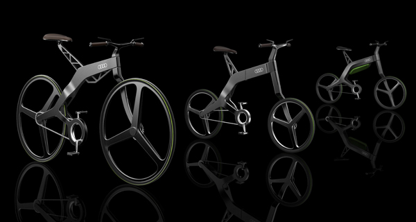 Audi Bike Collection by Vladimer Kobakhidze