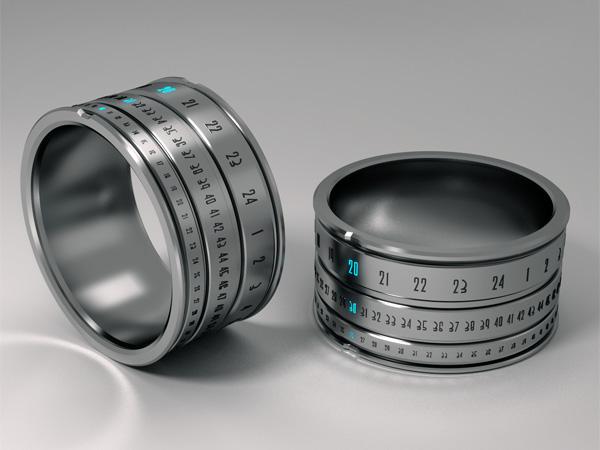 Timed Ring Yanko Design