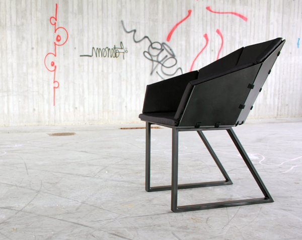 KIT Chair by Pieter Dauwe