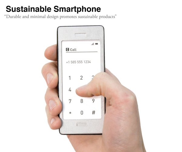 Sustainable Smartphone by Michael Mattana, James Paulius & Sayer Murphy