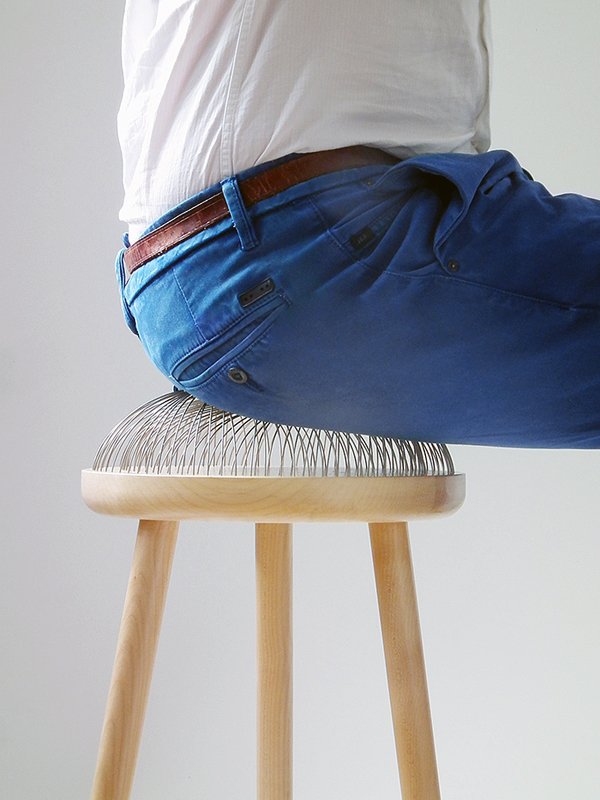 Dome - Stool by Toer