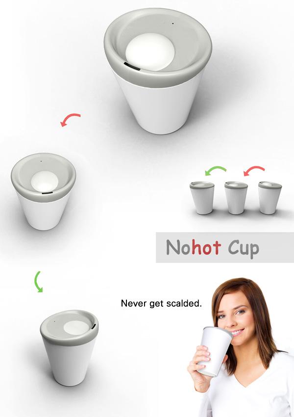 Nohot Cup by Yang Dongyun, Wu Yichen, Sang Xinxin, Gu Zhiyu & Lin Xia