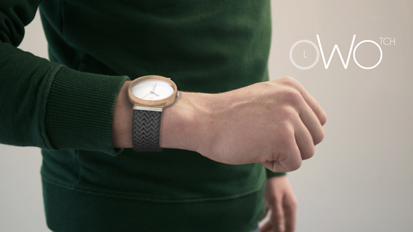 OWO - Watch by Tim Defleur