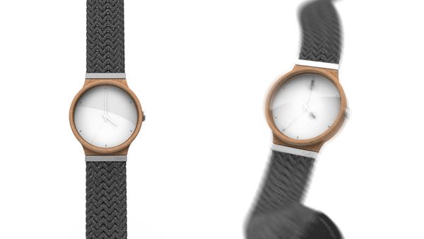Low-Tech Timepiece