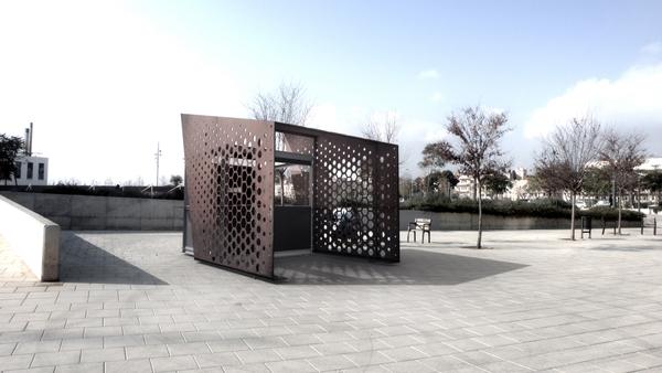 urban microarchitecture yanko design. Black Bedroom Furniture Sets. Home Design Ideas