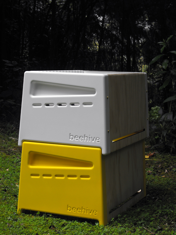 Backyard Beehive Yanko Design