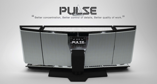 PULSE - 3D Animation Station by Sangaroon Cheamsawat