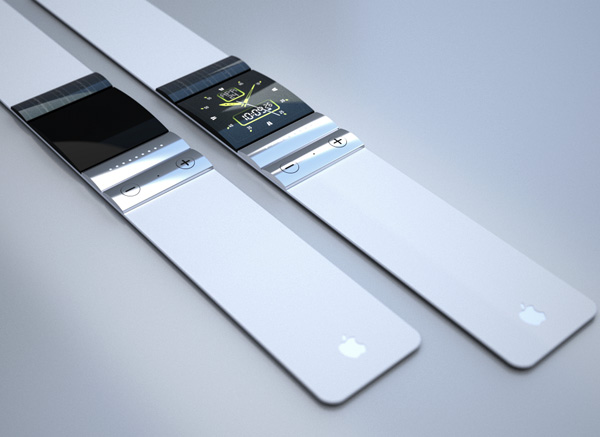 Clockwork Apple – Concept iWatch by Tolga Tuncer
