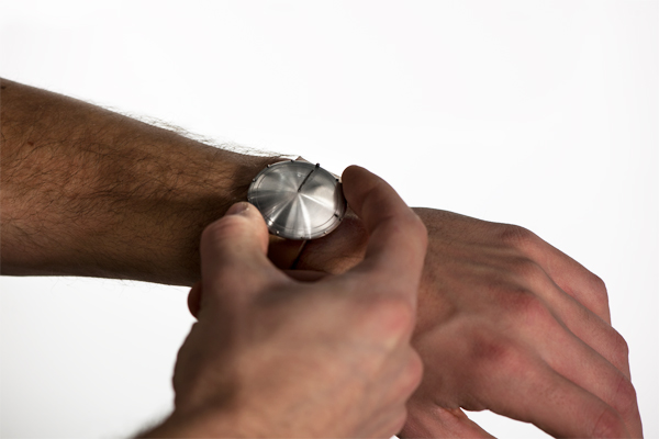 Touch Watch by Christopher Konings