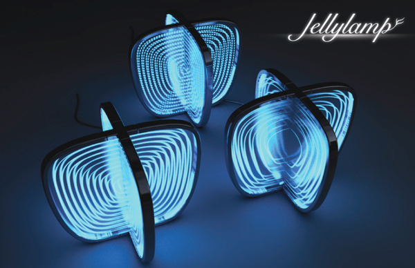 Jellylamp by Graziano Friscione