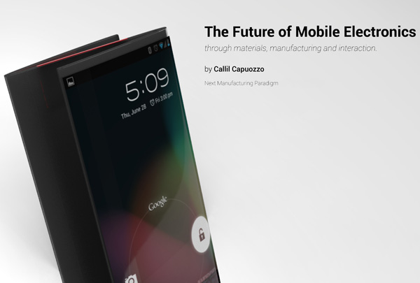The Future Of Mobile Computing by Callil Capuozzo
