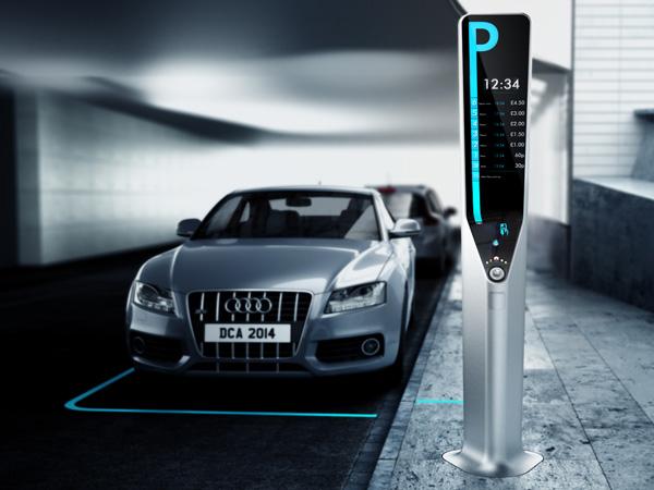 PARKd – Intuitive Parking Meter by DCA Design International