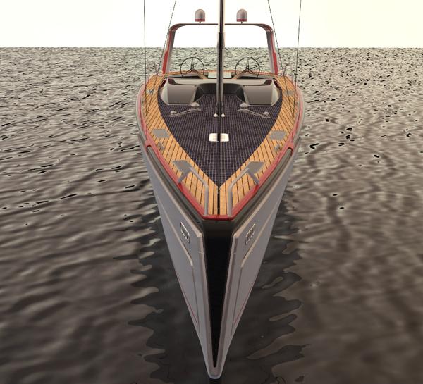 Audi Yacht by Ramazan Kaya