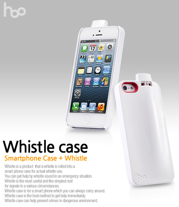 Whistle Case - Smartphone Case by Sang-hoon Lee