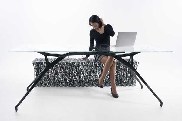 Ramus M1 - Desk by Il Hoon Roh