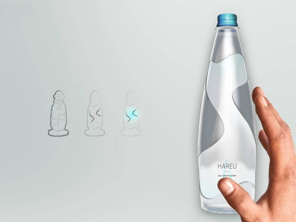 Harue – Waterbottle Design by Dong Gyum Kim