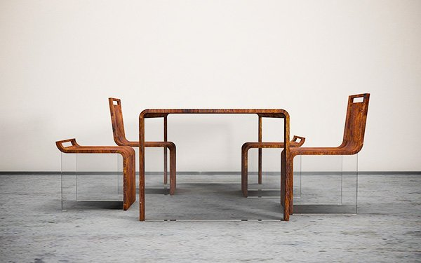 Rauma Collection - Furniture by Max Ptk