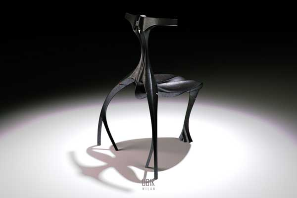 UB1K Chair by Edward Kim