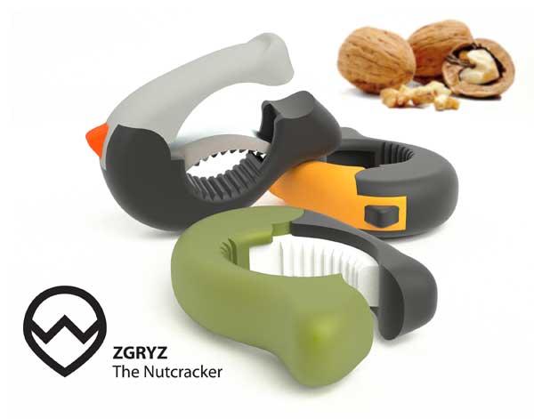 ZGRYZ Nutcracker by Antoni Skapski