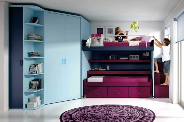 Cromatic - Bedroom Furniture by Arasanz