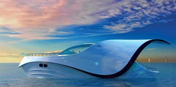 VEY - Concept Yacht by JungJun Park