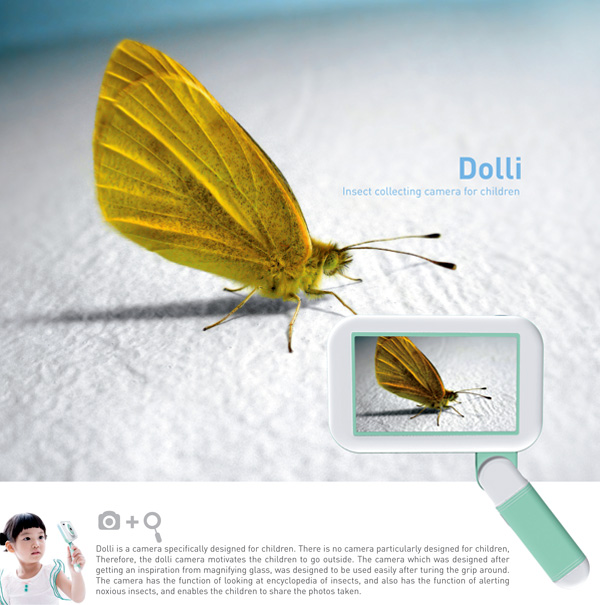 Dolli Camera Concept by Su Young Kim