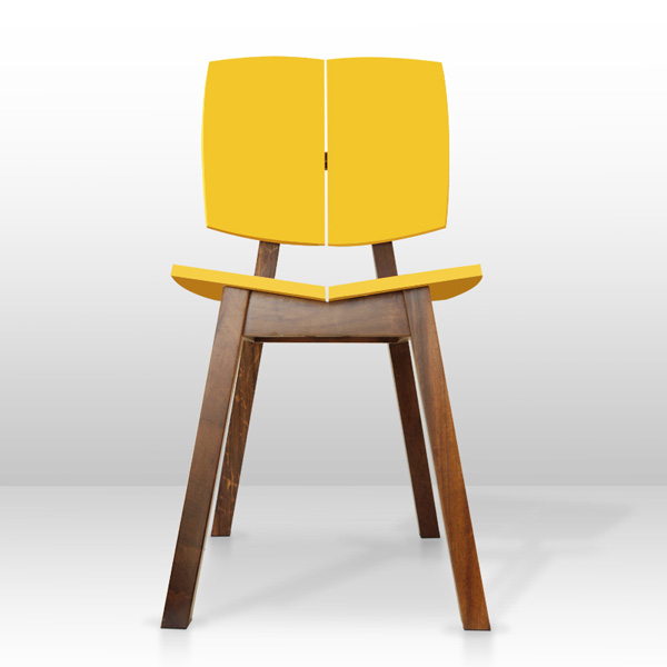 Curytiba Chair by Alessandro Toricelli & Ralph Voigt