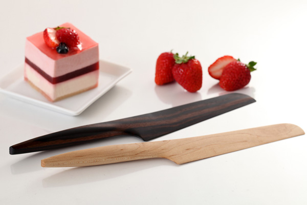 Fusion Kitchen Knives by Andrea Ponti