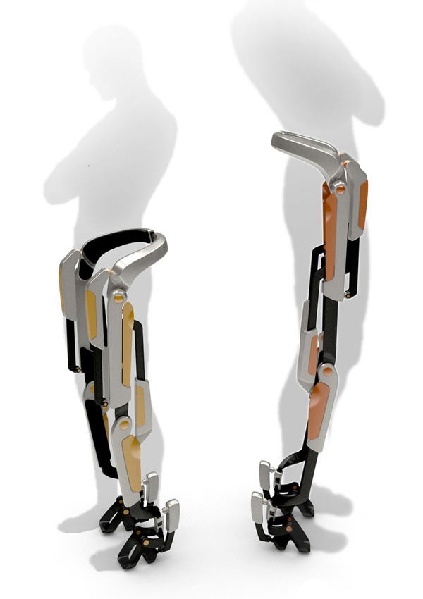 Personal Gait Category http://www.yankodesign.com/2013/04/26/robotic-gait/