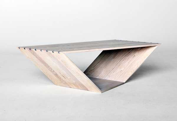 Bordus - Coffee Table by Ola Giertz