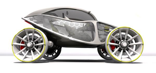 Exploder II - Concept SUV by Cristian Polanco