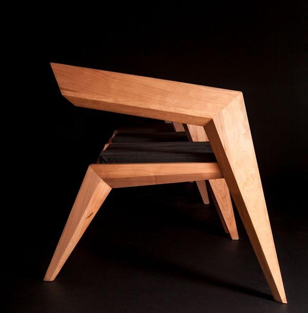 2R Armchair by Javier Ramirez