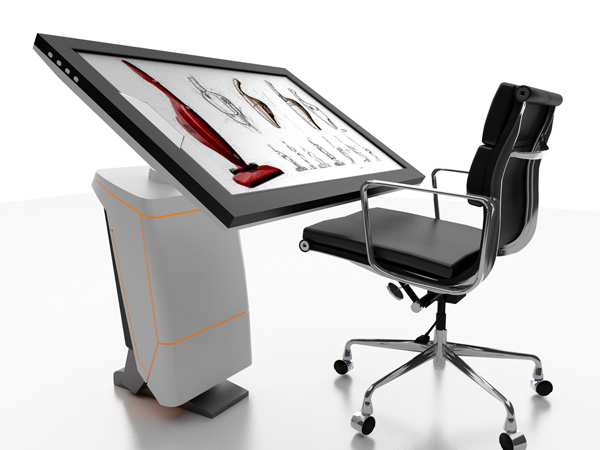 Voltra - Designer's Workstation by Jameel Kamil