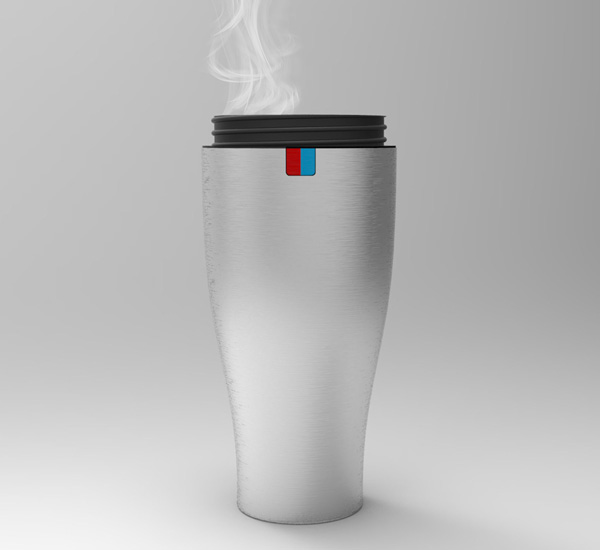 It's up to you - Temperature-controlled Cup by Liping Lin, Jie Lin, Dujia Chen & Yuming Zheng