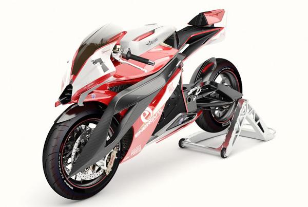 Alstare Motorcycle by Rusak Kreaktive Designworks