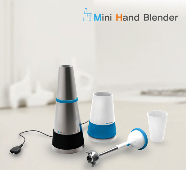 Small Hand Blender ~ Blender yanko design