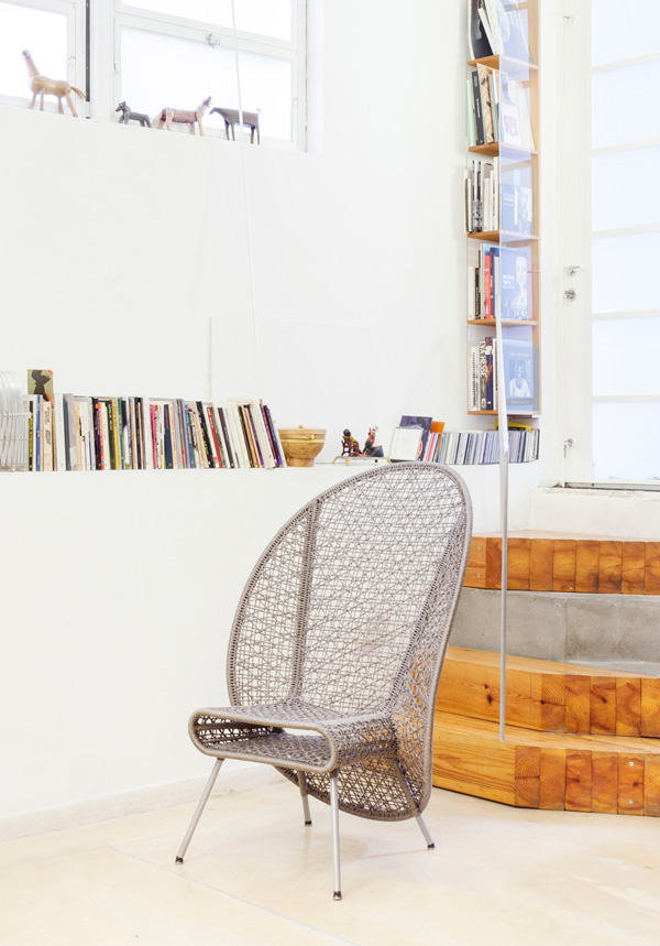 Bocca Chair by Tal Gur for Gaga & Design