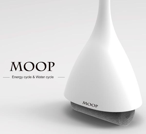 Moop – Mop Design by Nei-Yu Zheng, Wei-Ting Chang, Kai Chi Ren & Fang Ho