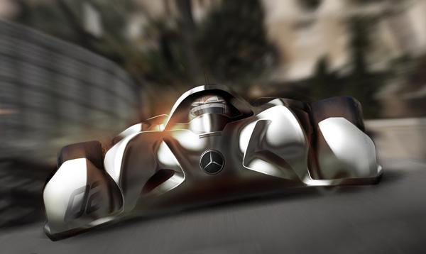 Giuseppe - F1 Car by Jaemin Park