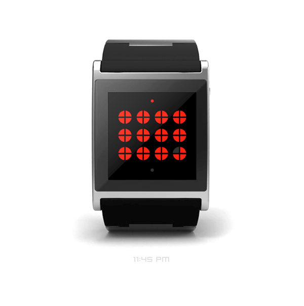 Puzzling Smartwatch Apps