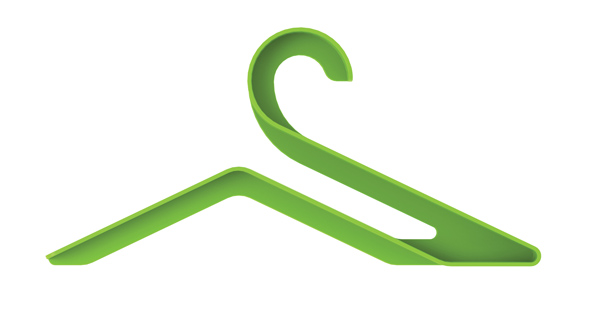 Stretchless Hanger 2.0 by Rob Bye