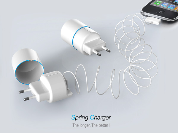 Spring Charger by Park So-hee