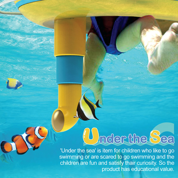 Under the Sea – Underwater Periscope For Children by Jihye Kim, Eunoh Lee, Bokyung Kim & Eunjin Yi